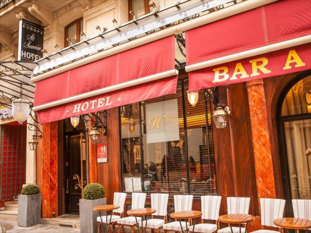 Hotel Europe Saint Severin in Paris - Room Deals, Photos