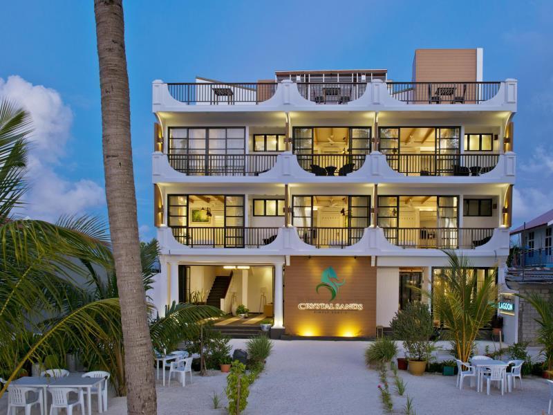 crystal sands beach hotel at maafushi maldives islands maldives rh agoda com