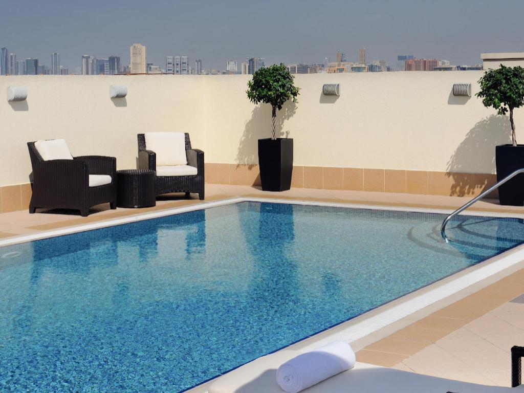 AVANI Deira Dubai Hotel in United Arab Emirates - Room