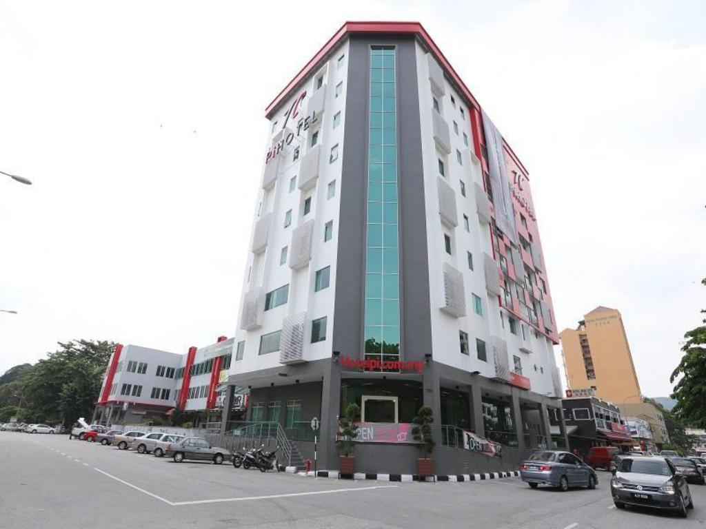 More About Hotel Pi Ipoh