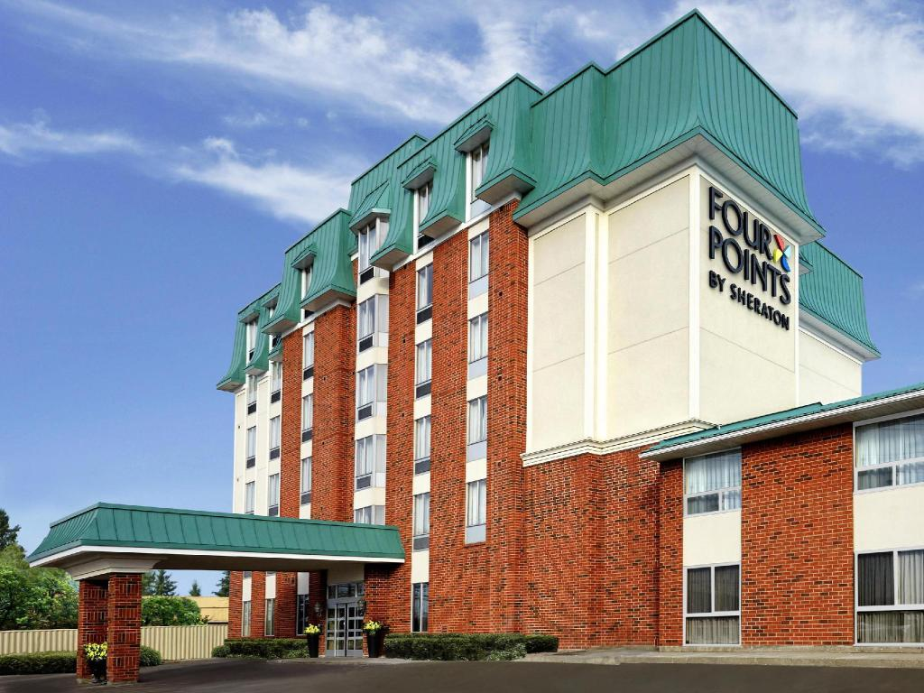 Four Points by Sheraton Waterloo Kitchener Hotel y Suites (Four ...