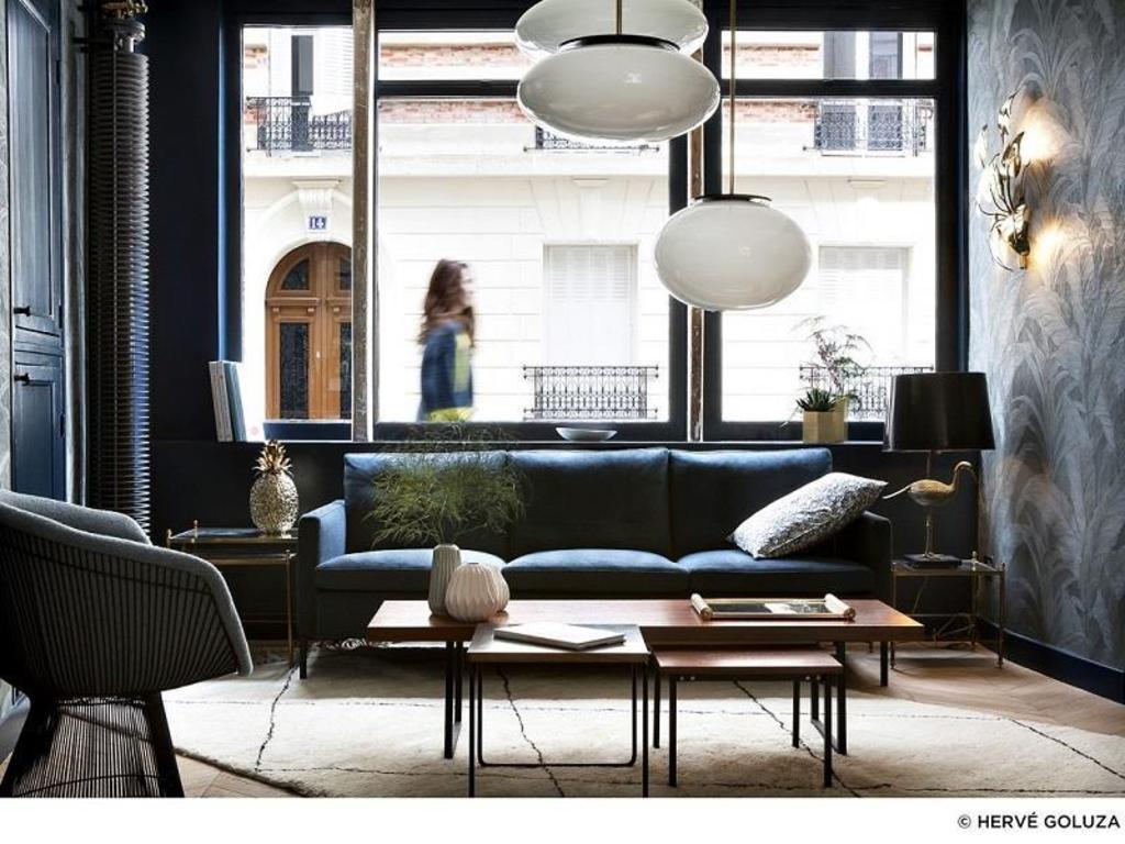 Hotel henriette for Hotel design paris 7