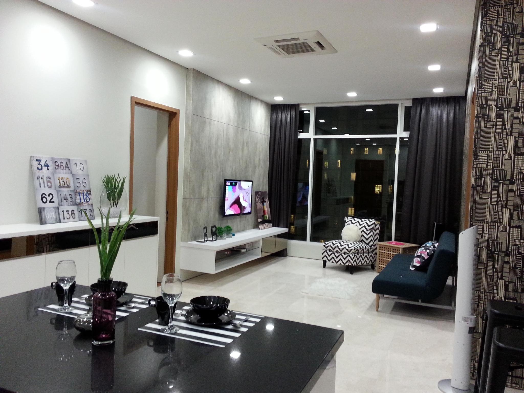 More About KL101 Service Suite At Soho Suites KLCC