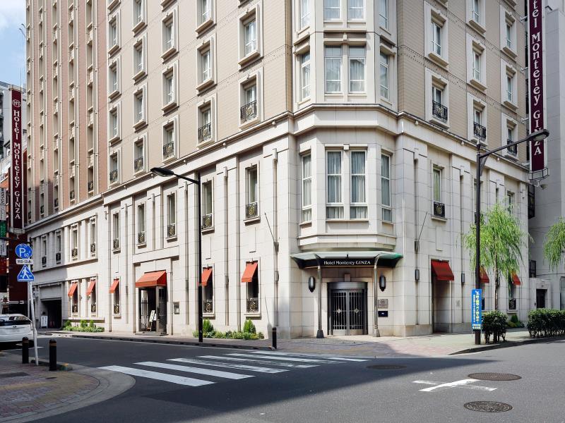 Best Price on Hotel Monterey Ginza in Tokyo Reviews