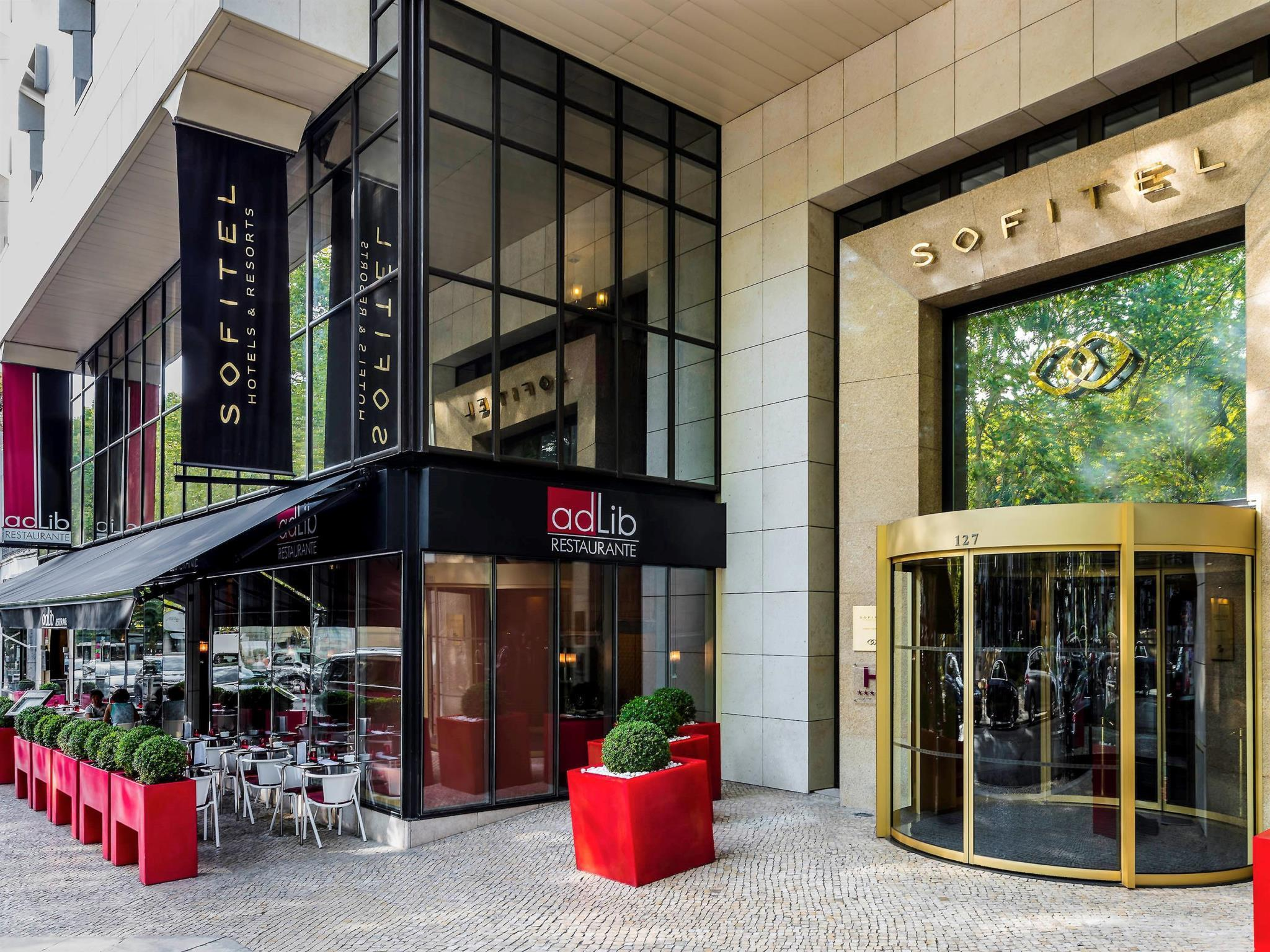 Salon De Jardin Lisboa > Best Price On Sofitel Lisbon Liberdade In Lisbon Reviews