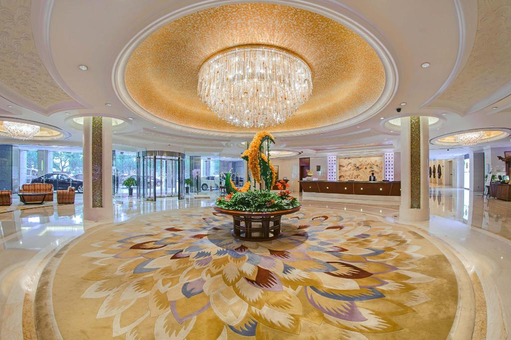 苏州香格里拉大酒店 (shangri-la hotel suzhou)