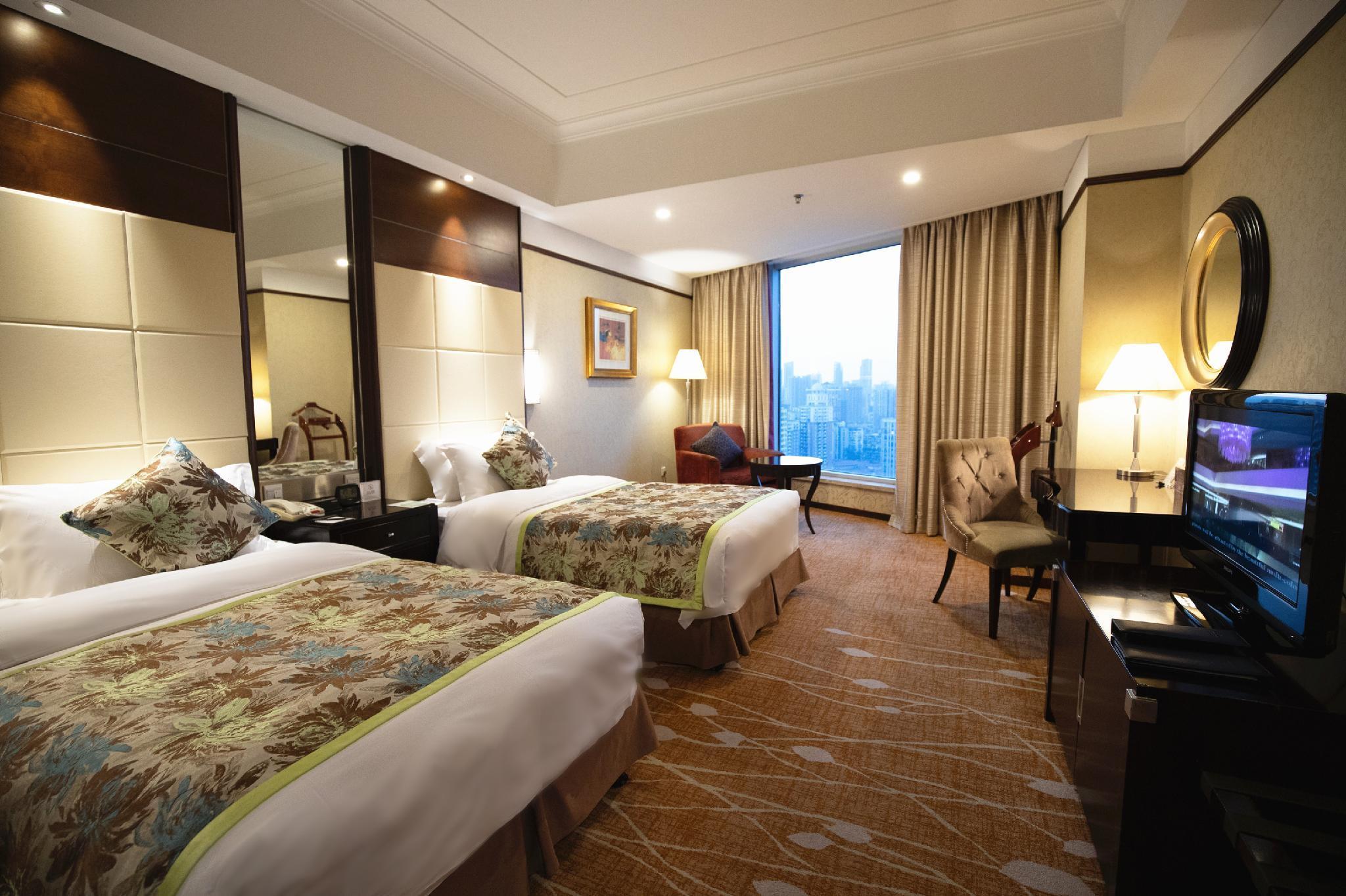 中山思豪大酒店图片