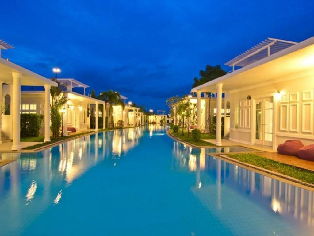 More About The Sea Cret Garden Hua Hin Hotel