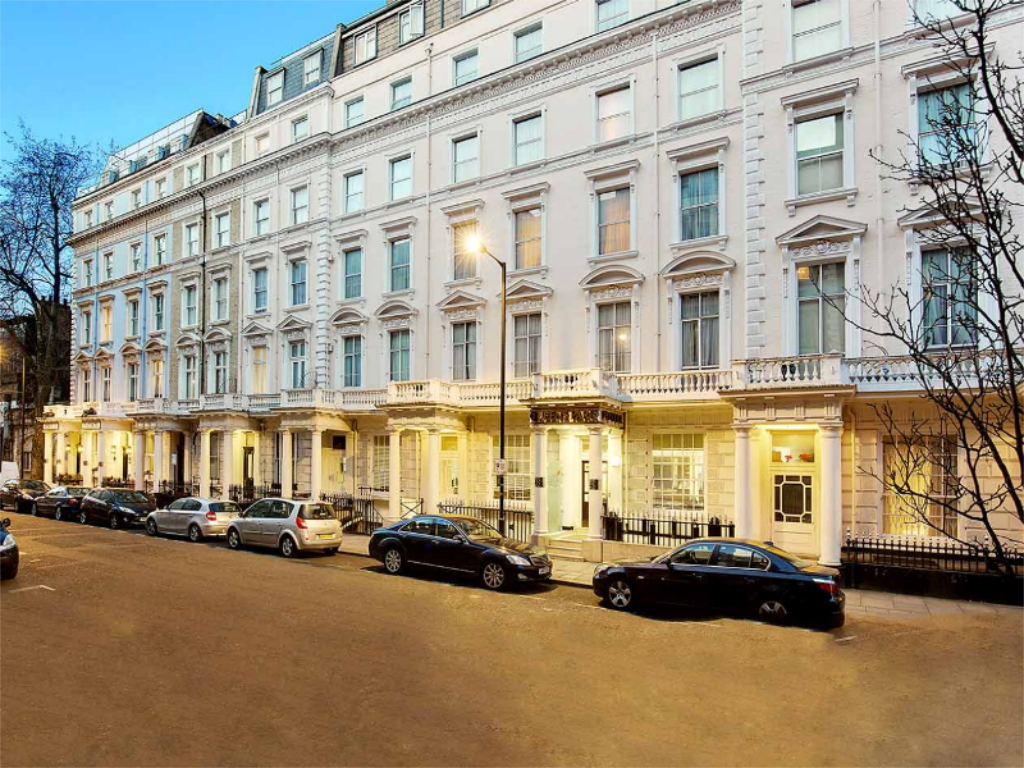 Best price on queens park hotel in london reviews for 48 queensborough terrace