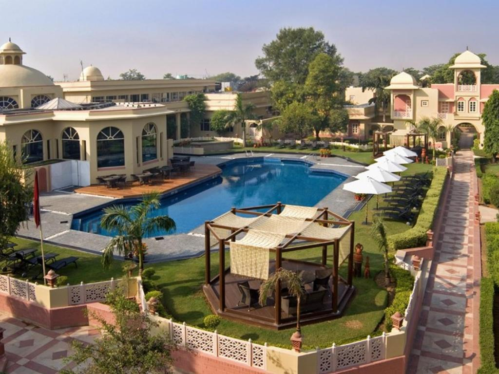 Best price on heritage village resorts spa manesar in new delhi and ncr reviews