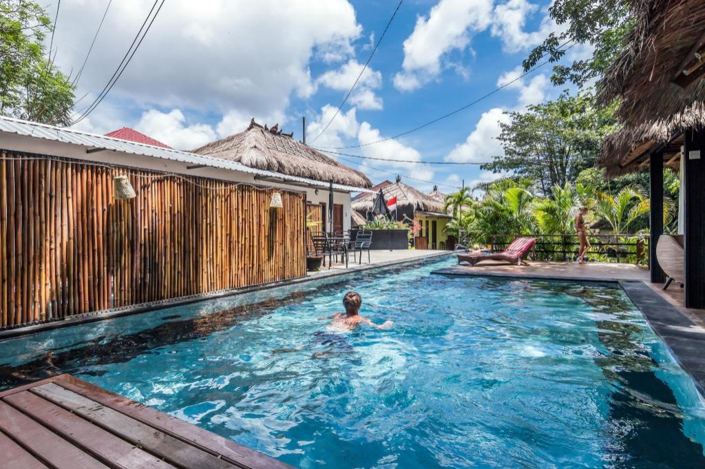 Das Kampung 168 Homestay In Bali Buchen