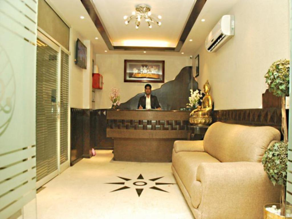 More About Hotel Aman Palace Rajouri Garden