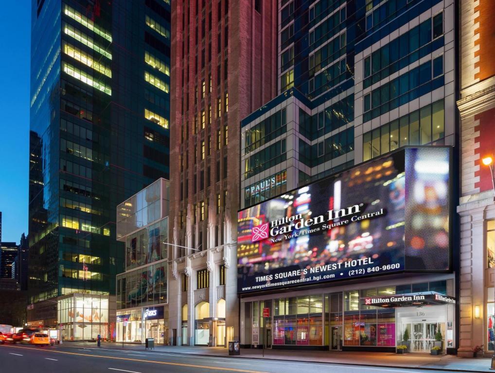 garden inn suites new york. Best Price On Hilton Garden Inn New York Times Square Central In ( NY) + Reviews Suites