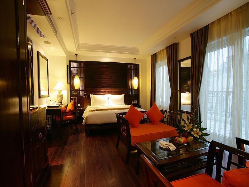 Best Price On The Palmy Hotel And Spa In Hanoi Reviews