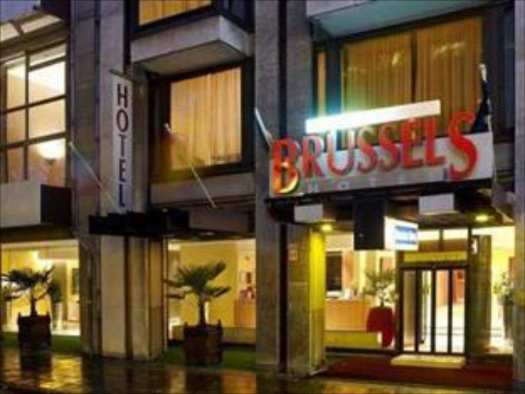 More About Hotel Brussels