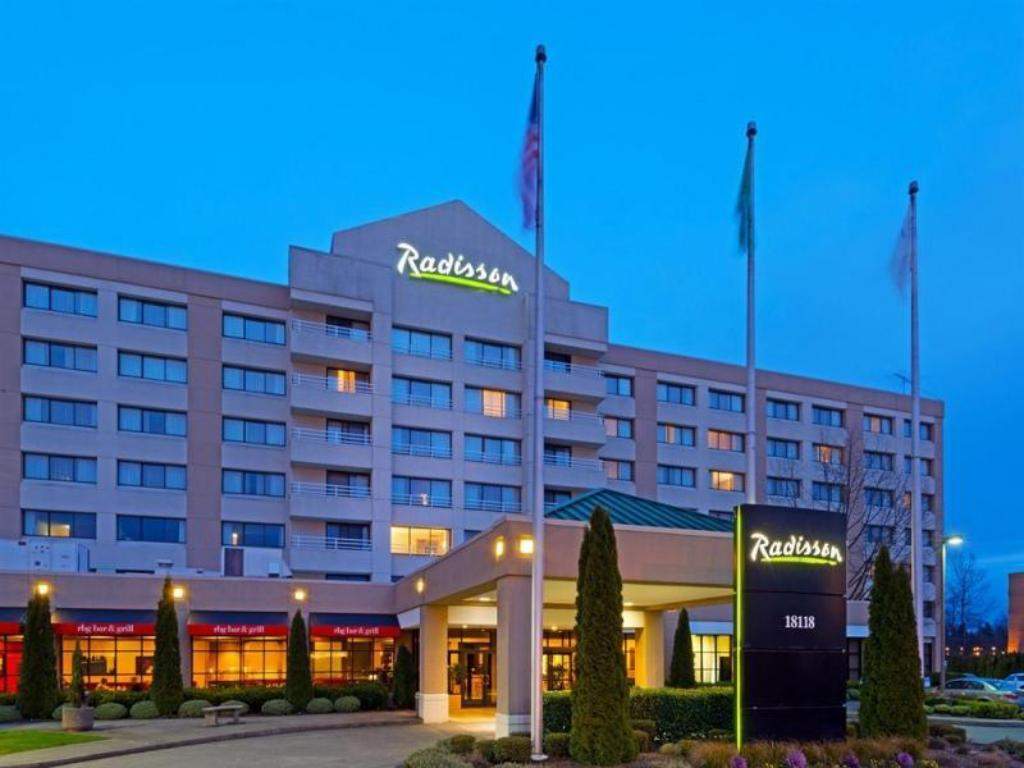 Best Price on Radisson Hotel Seattle Airport in Seattle WA  Reviews