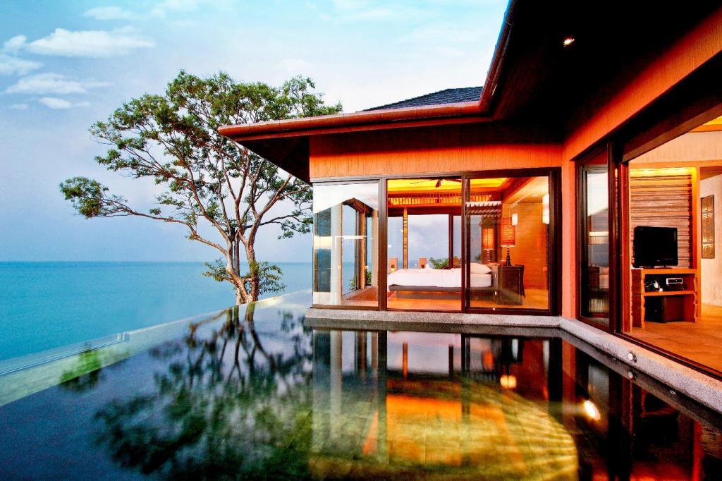 斯攀瓦普吉岛a泳池泳池世家度假村(sripanwaphuketluxurypool同城别墅别墅图片