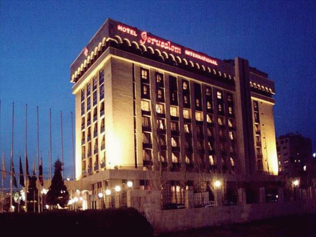 Best price on jerusalem international hotel in amman for Hotel international
