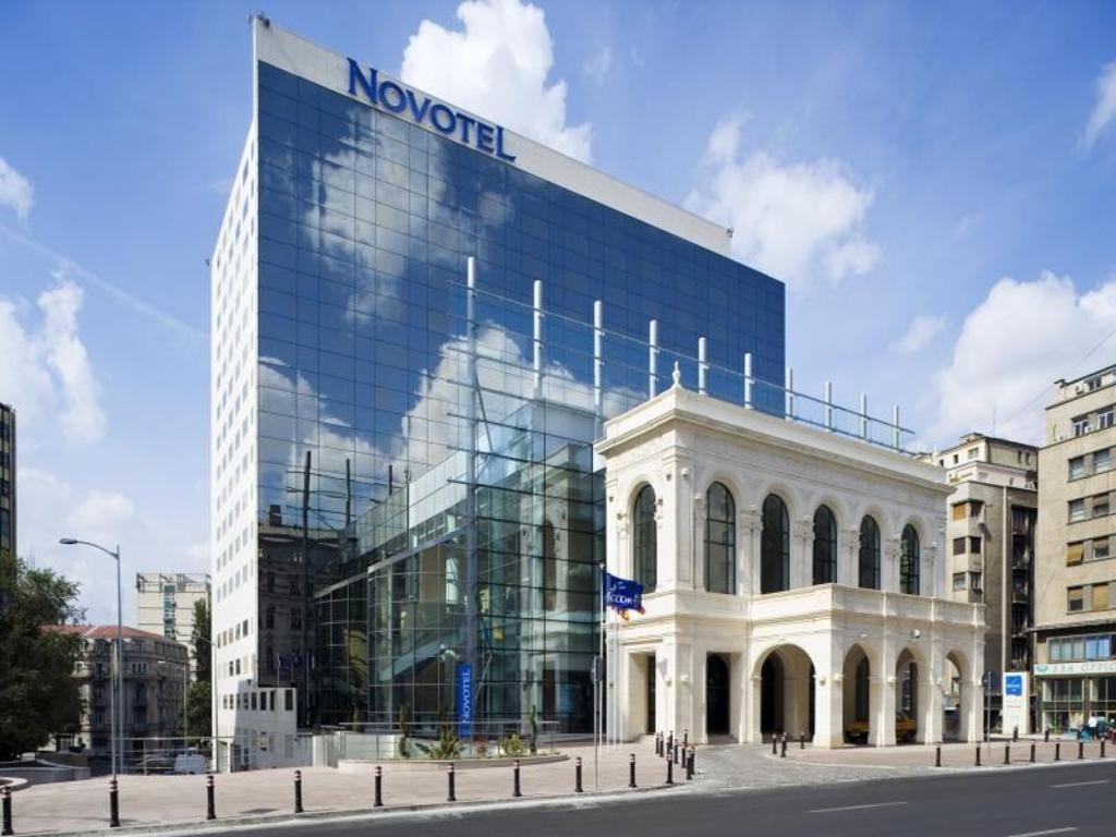 Hotel Novotel Bucharest City Centre