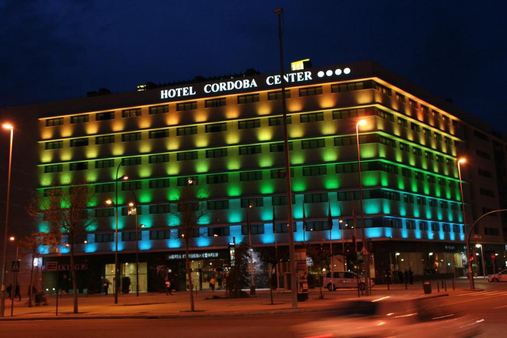More About Hotel Cordoba Center