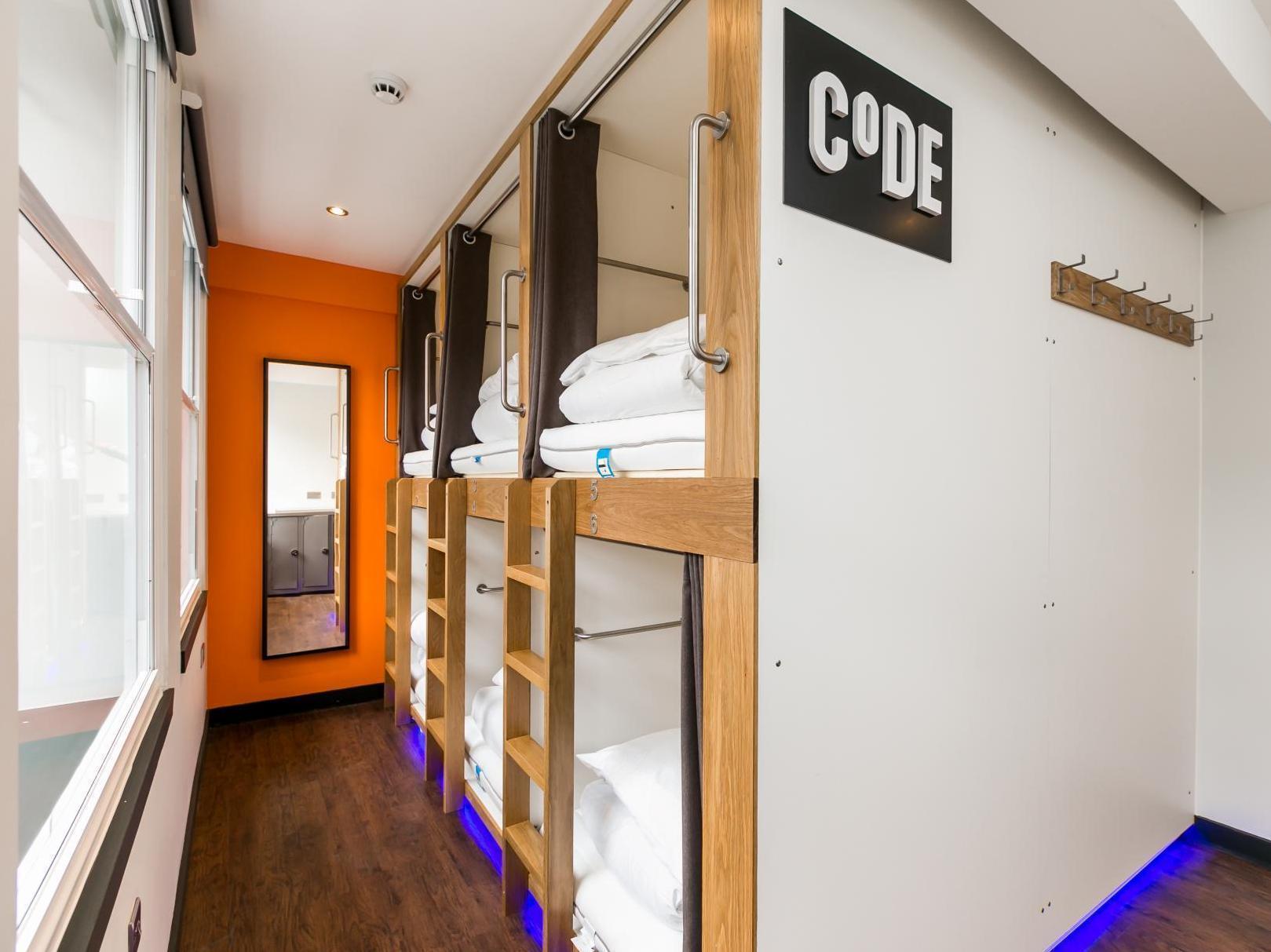 Hostel Edinburgh Single Room