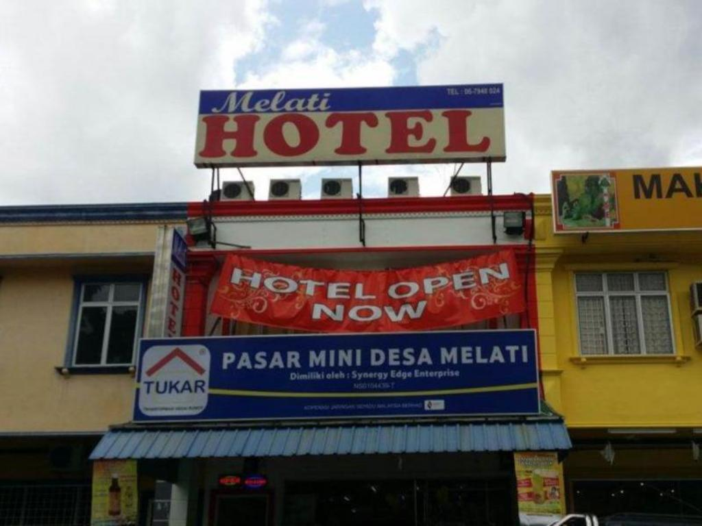 More About Hotel Melati