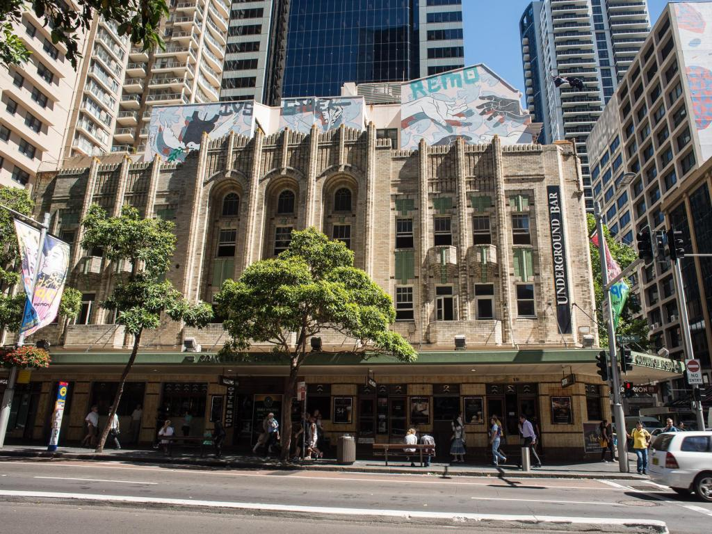More About Criterion Hotel Sydney