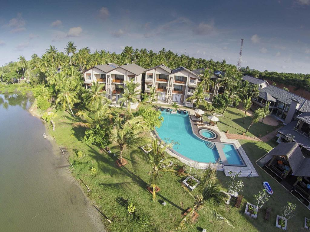 Best Price on Amaranthe Bay Resort & Spa in Trincomalee + Reviews