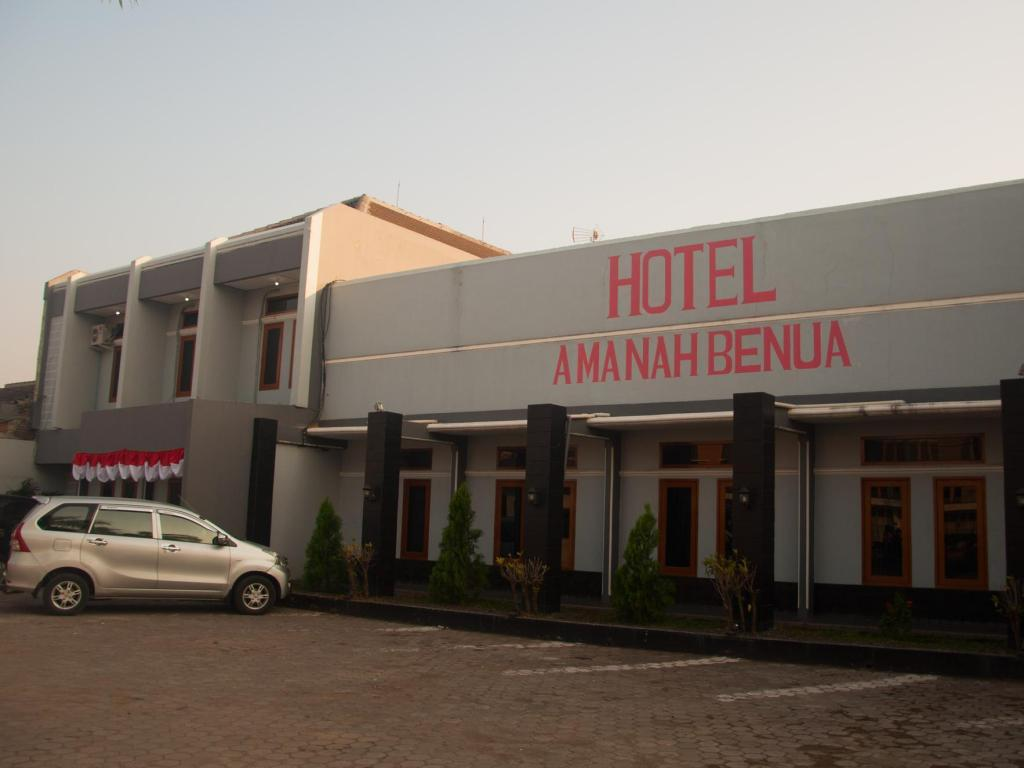More About Hotel Amanah Benua