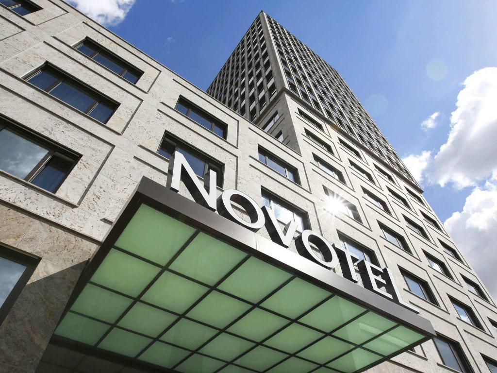 Novotel Hotel Berlin Am Tiergarten Berlin