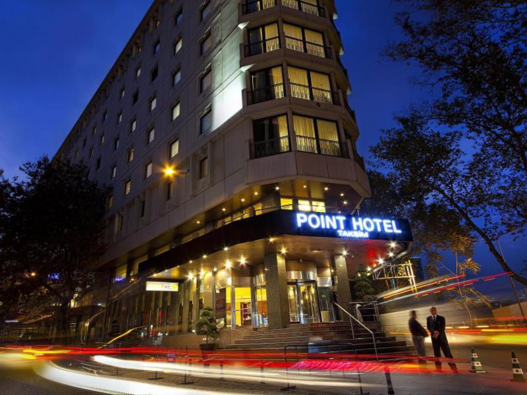 More About Point Hotel Taksim