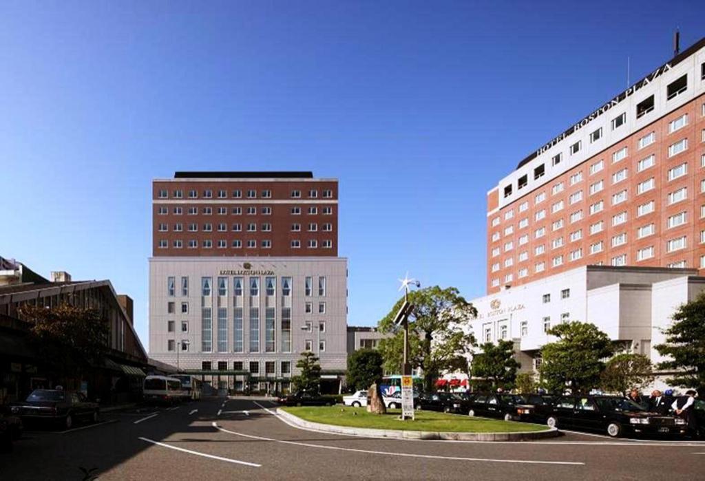 草津琵琶湖波士頓廣場飯店Hotel Boston Plaza Kusatsu Biwako
