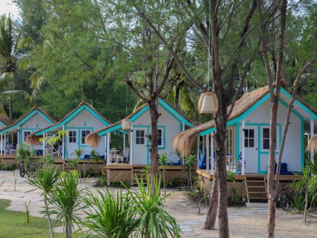 Best Price on Le Pirate Beach Club Gili Trawangan in Lombok + Reviews!