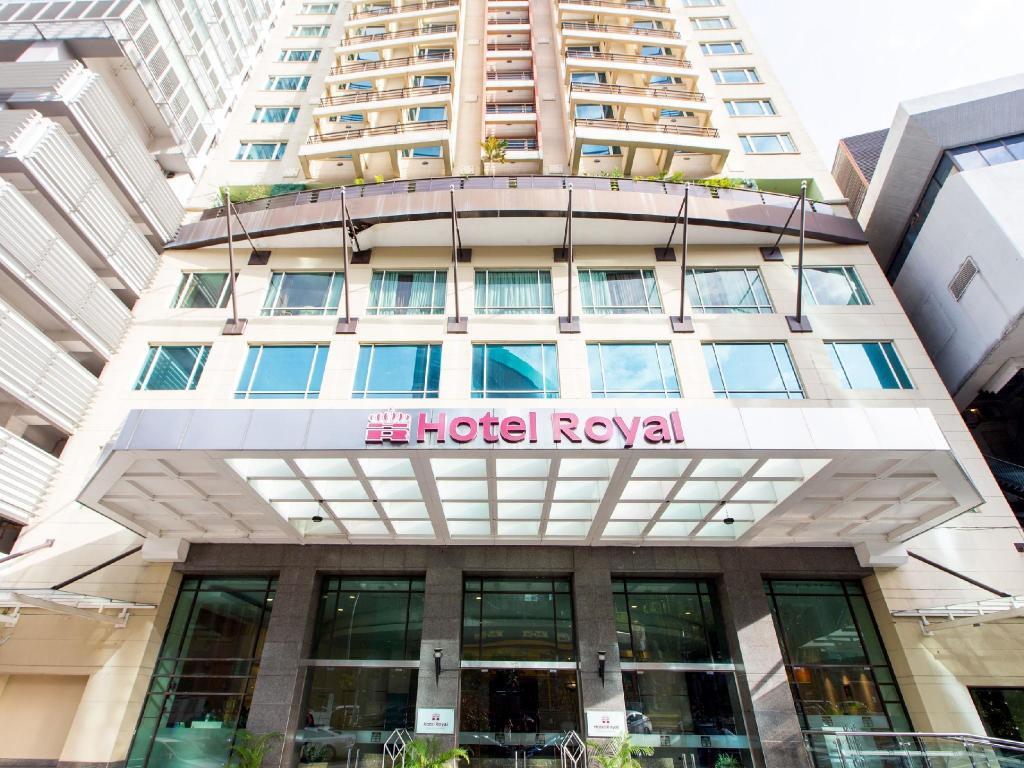 More About Hotel Royal Kuala Lumpur