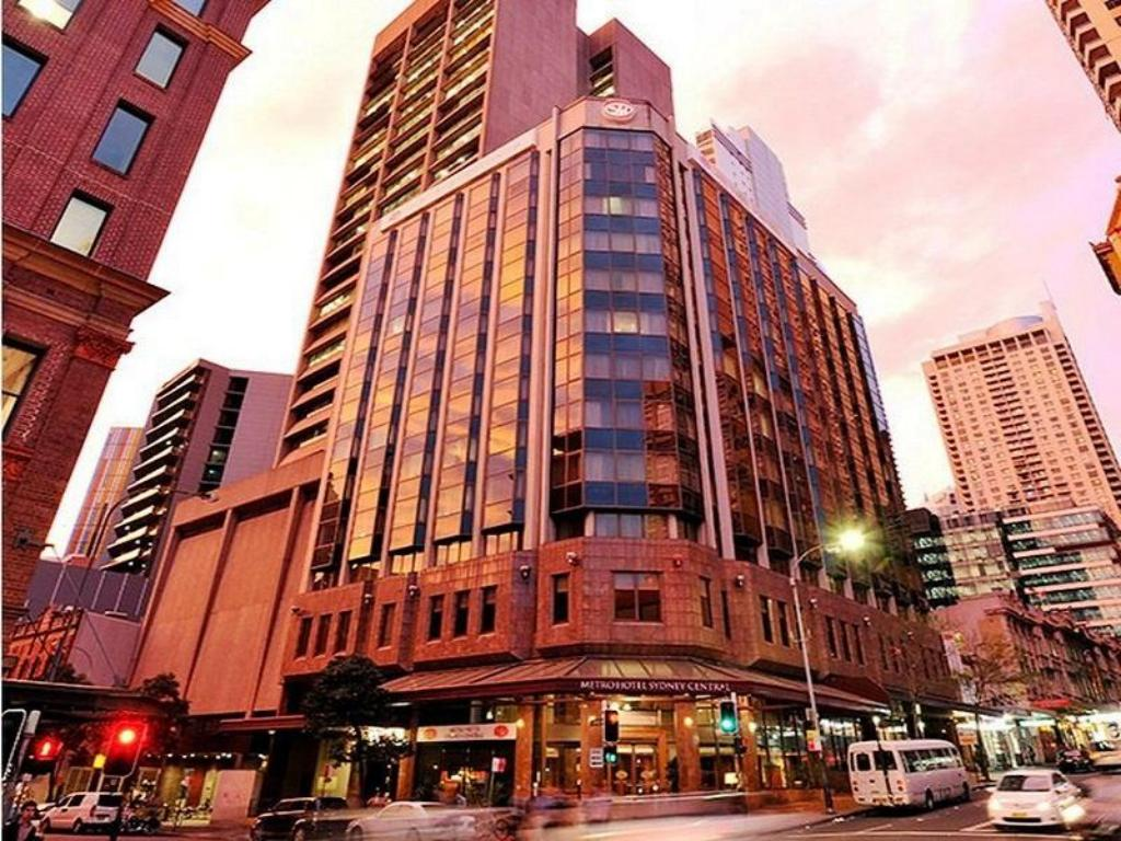More About Metro Hotel Marlow Sydney Central