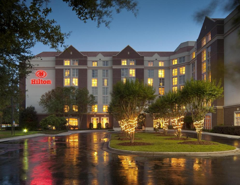 More About Hilton University Of Florida Conference Center Gainesville Hotel