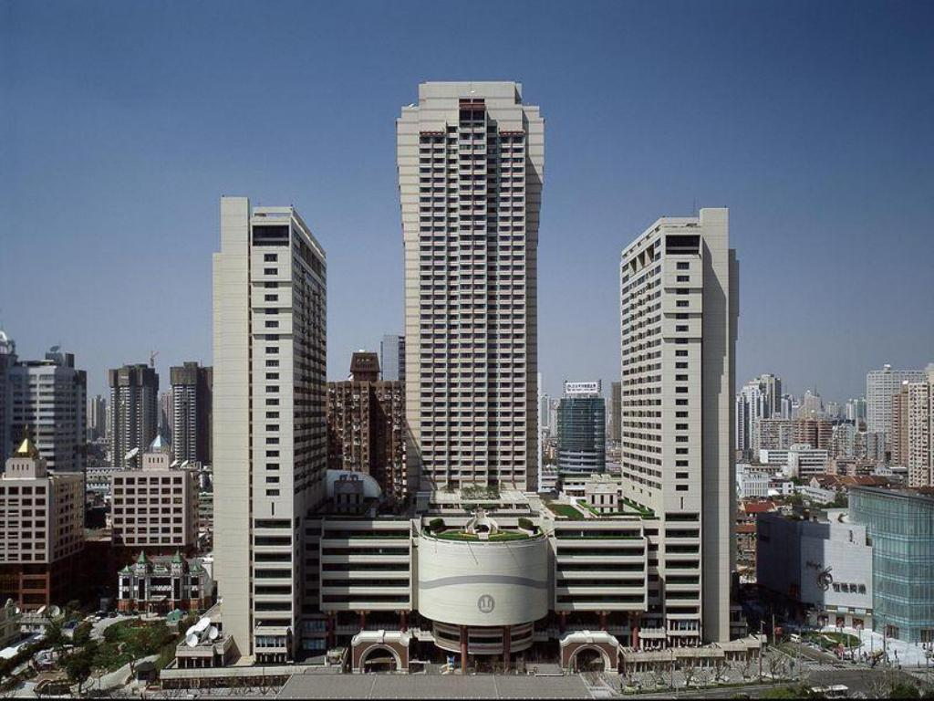 best price on shanghai centre serviced apartment in