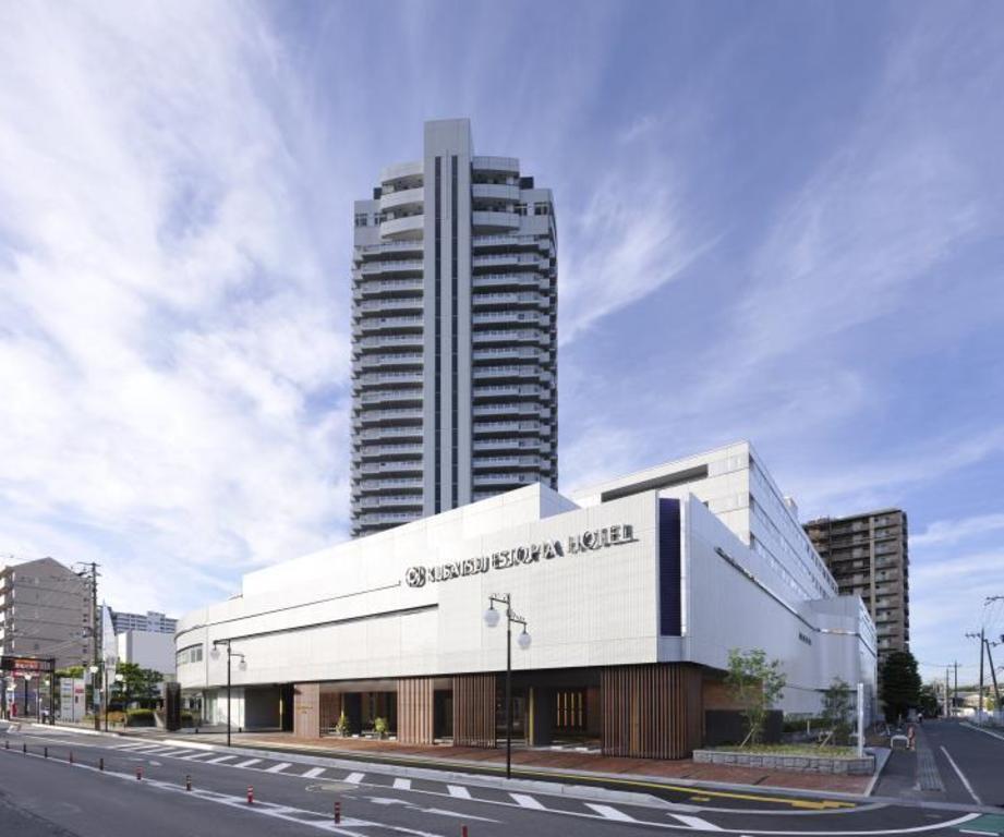 草津埃斯托比亞飯店Kusatsu Estopia Hotel