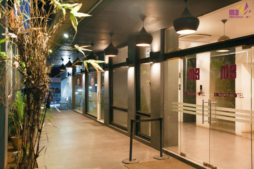 More About M3 Boutique Hotel