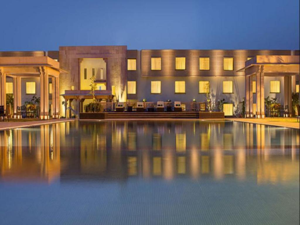 More About Welcomhotel Jodhpur Member Itc Hotel Group