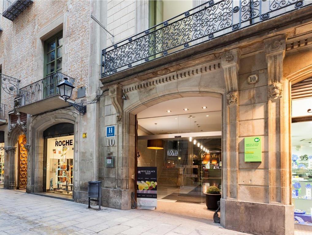 Hotel Petit Palace Boqueria