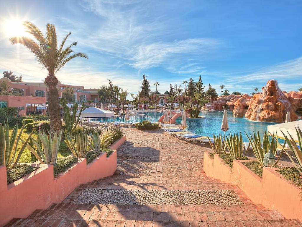 Hotel Marrakech Reviews