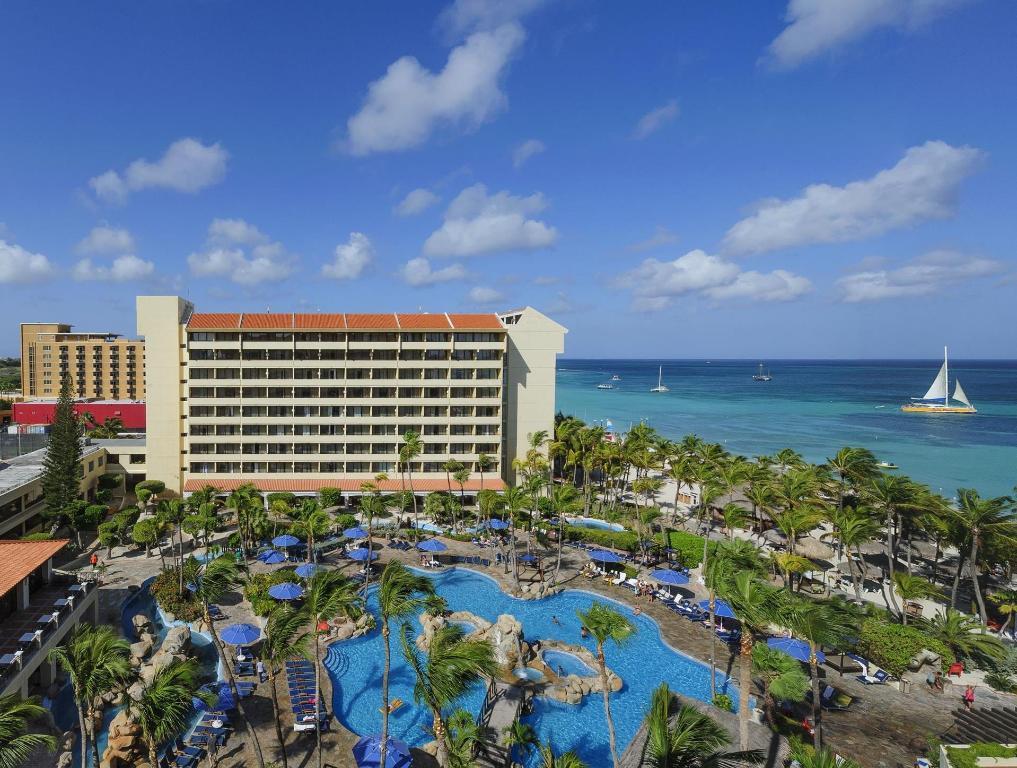 Aruba All Inclusive >> Barcelo Aruba All Inclusive Resort Pantai Palm Mulai Dari
