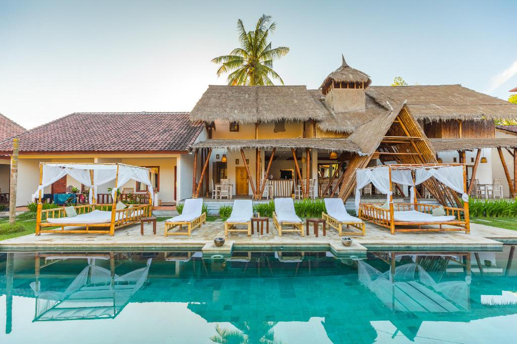 Kuta Baru Hotel in Lombok - Room Deals, Photos & Reviews