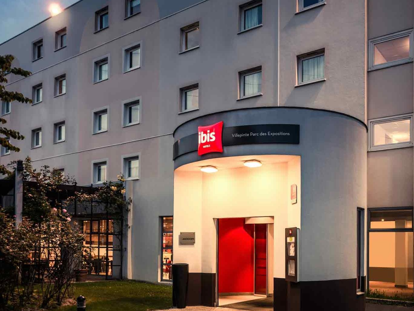 Hotel Ibis Parc Des Expositions Paris