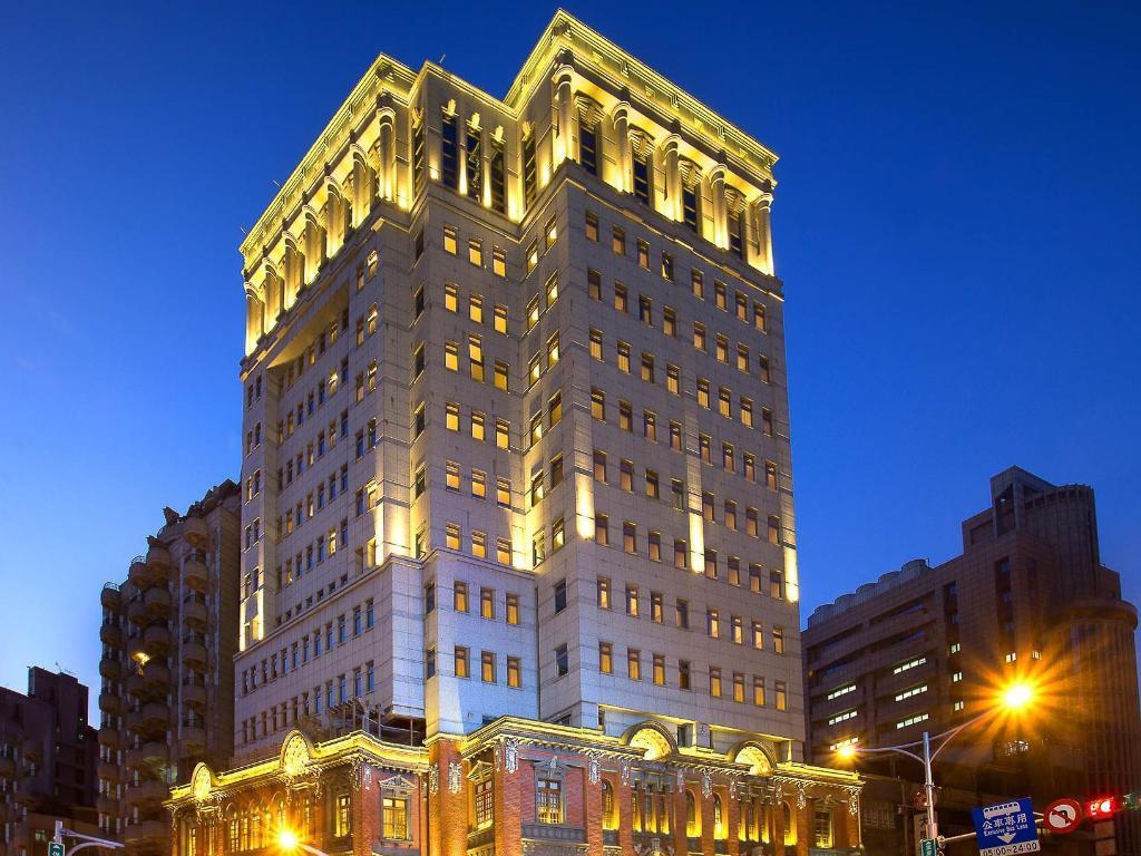 Best Hotels In Taiwan