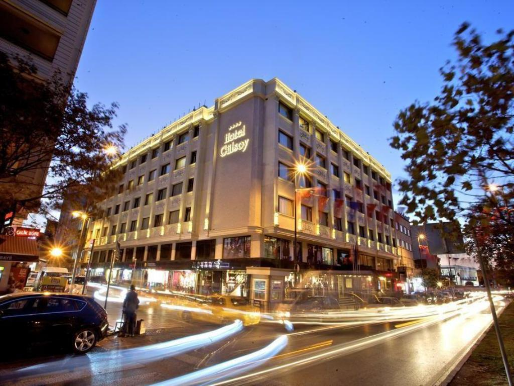 Best price on grand hotel gulsoy in istanbul reviews for Grand gulsoy hotel laleli