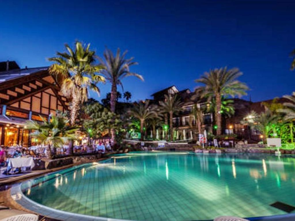 More About Orchid Hotel Eilat