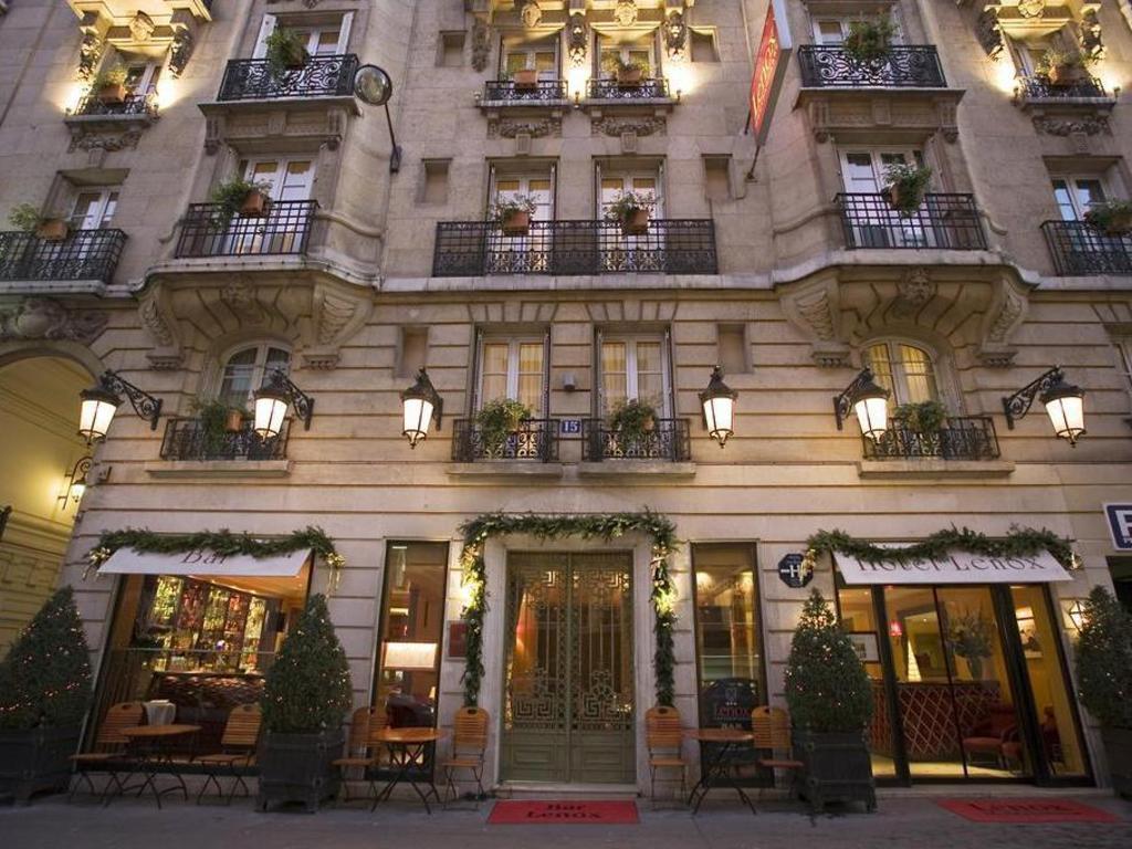 Hotel Edgar Quinet Best Price On Hotel Lenox Montparnasse In Paris Reviews