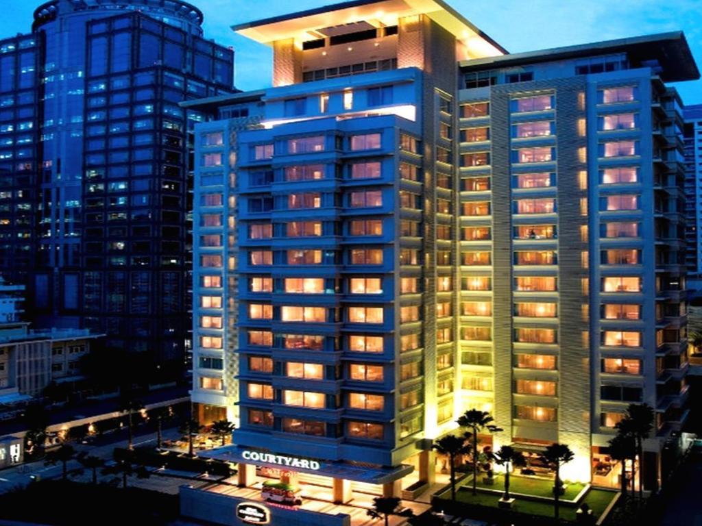Best Price On Courtyard By Marriott Bangkok In Bangkok